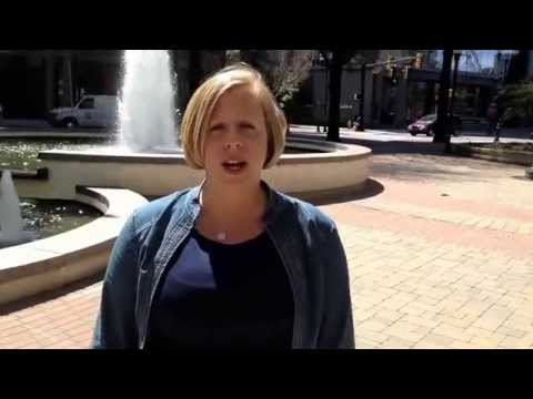 Laura Ferguson shares her Breast Cancer story with DBCC