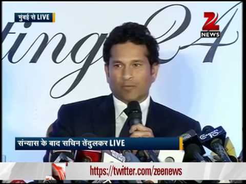 Humbled that Bharat Ratna has been bestowed upon me: Sachin Part-II