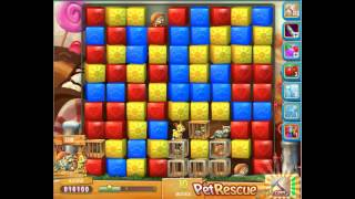 Pet Rescue Saga Level 569 Walkthrough