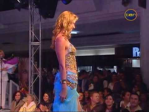 oops! skirt falls down on catwalk : Funny Videos - NDTV Forums