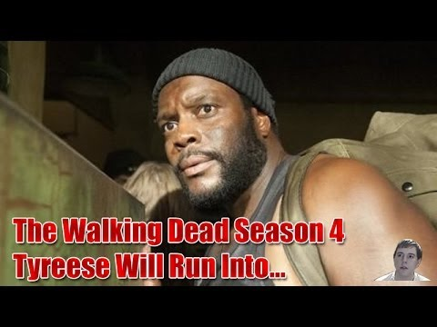 The Walking Dead Season 4 Episode 9 Spoilers - Tyreese Will Run Into... Leaked Info!