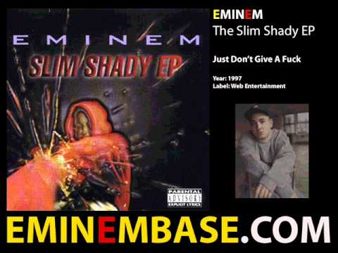 Just dont give a fuck eminem images 56