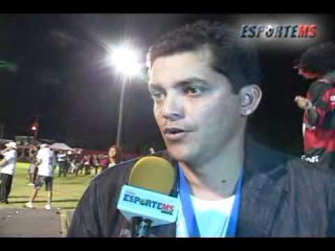 Águia Negra campeão Estadual 2012