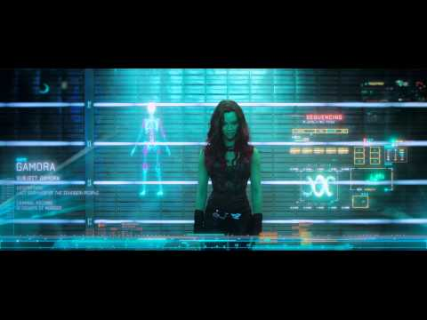 Gamora from Guardians Of The Galaxy | HD