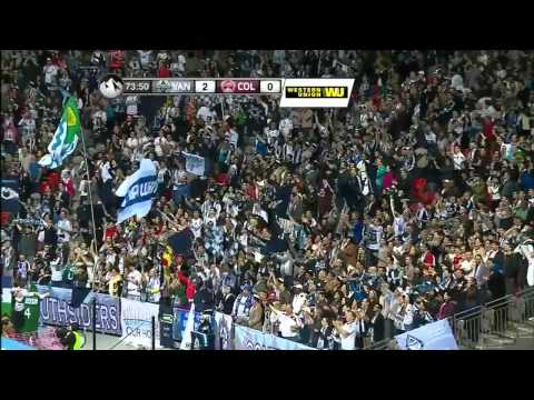 Camilo hat-trick vs. Colorado Rapids