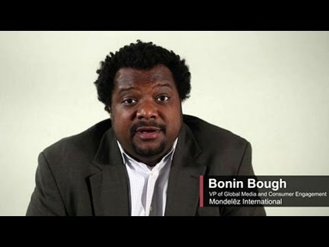 Cannes Lions Festival 2014: Bonin Bough, Mondelez International On Brand Management