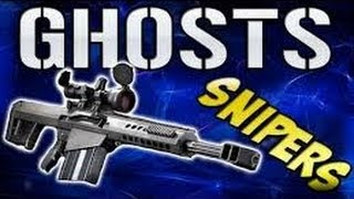 First Call Of Duty Ghosts Online Sniper 1v1 Quick