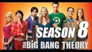 THE BIG BANG THEORY SEASON 8 PROMO