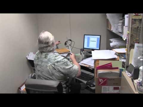 Executive Director of a Nonprofit Organization; Polio (Employment Videos)