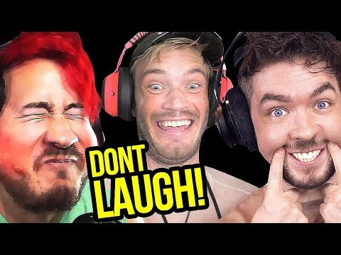 Try Not To Laugh At Other Youtubers Try Not To Laugh Challenge
