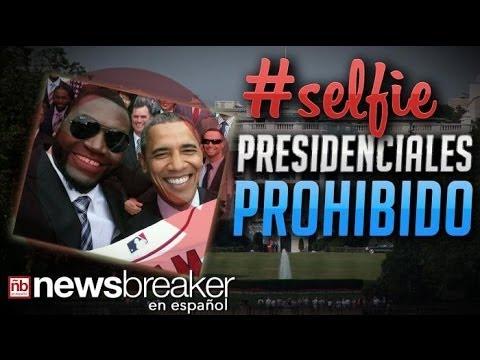 ¿NO MÁS SELFIES CON OBAMA? La Casa Blanca Considera Prohibir tomarse Fotos con el Presidente