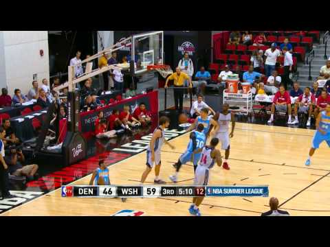 Denver Nuggets vs Washington Wizards Summer League Recap