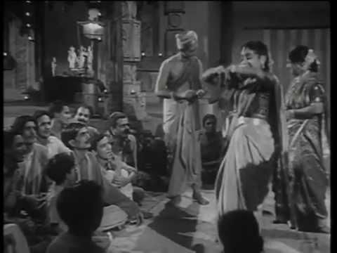 Muddu Bidda (Telugu, 1956) - Javali Dance