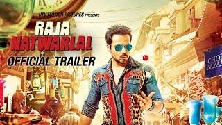 Raja Natwarlal Official Trailer Emraan Hashmi, Humaima