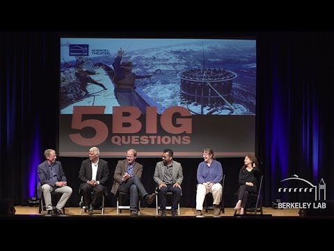 Berkeley Lab's Science at the Theater - 5 Big Questions