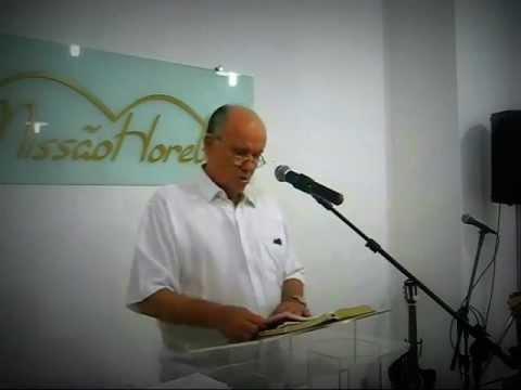 Pr. Paulo Ferreira - A visão dum vale de ossos secos
