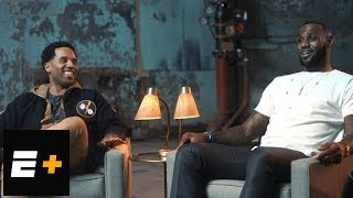 LeBron James and his advisers reflect on The Decision | More Than An Athlete | ESPN+