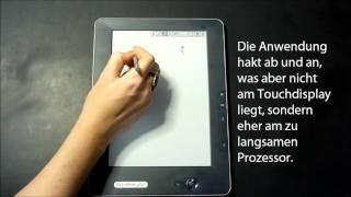 Testbericht: E-Reader PocketBook Pro 912