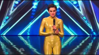 America's Got Talent 2014 Auditions Nina Burri