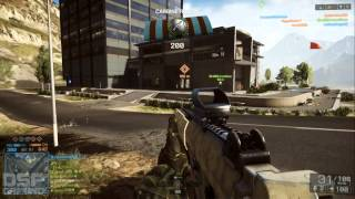 Battlefield 4 (PS4) MORE 64-Man Conquest MADNESS pt3