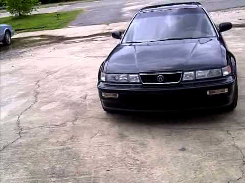 Acura Vigor on Acura Vigor Custom   Youtube