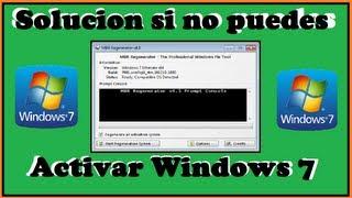 Como Eliminar Activadores En Windows 7 (Solucion Para