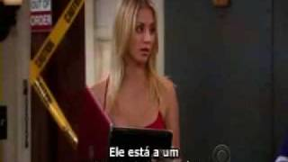 "The Big Bang Theory - Battle Two:""Hello,Hamburger`s toucher"""
