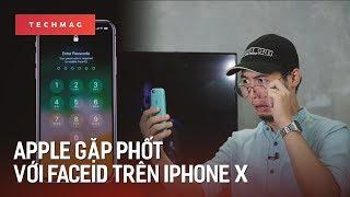 """TechDaily 14/09: Apple """"dính phốt"""" với màn trình diễn FaceID trên iPhoneX"""