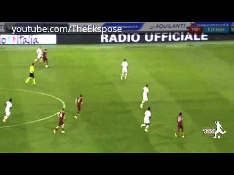Skor As Roma vs Ac Milan 26 April 2014