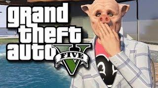 GTA 5 Online Funny Moments and Skits! - Rex's Hot Sister! (GTA V Funny Moments!)