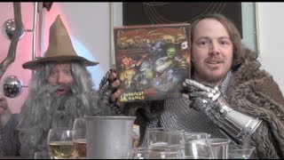 Drunk Red Dragon Inn (Beer and Board Games) view on youtube.com tube online.