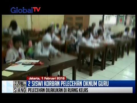 Dua siswi SDN di Menteng, Jakarta Pusat, dilecehkan oleh guru di ruang kelas - BIS 02/02