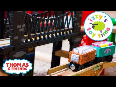 Thomas and Friends | Thomas Train Favorite Pieces Winner! Toy Trains 4 Kids | Videos for Children