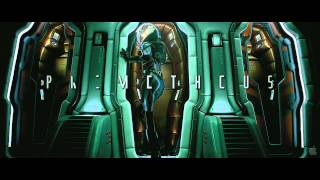 Prometheus Official Trailer [TRUE HD]
