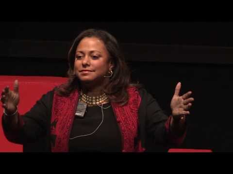 Bridging the Diaspora Divide - Teresa H. Clarke at TEDxEuston