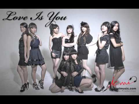 Cherry Belle (Chibi) Love Is You - Mixed and Mastered by JEMI