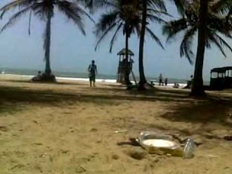 The Gambia - Banjul Beach