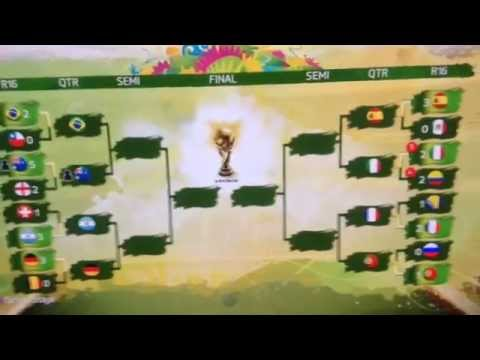 FIFA 14 World Cup Ultimate Team | Road To Cup Glory | Episode 7