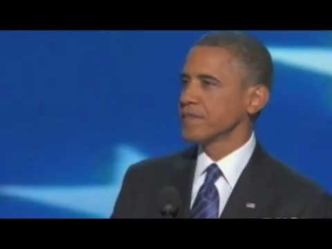 President Barack Obama Full Speech 2012 DNC