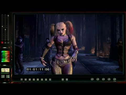 Batman: Arkham City - Официальный трейлер!