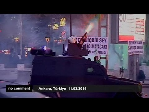 Clashes in Turkey after death of boy injured in 2013 protests - no comment