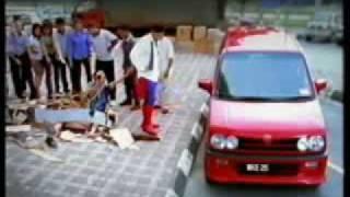 Perodua Kenari - 2005 (cm)