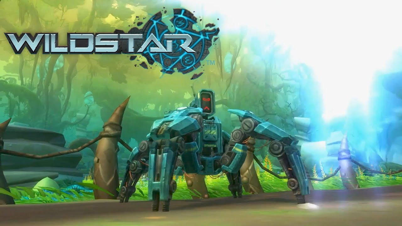 wildstar online engineer gameplay