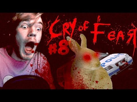 KANIN OR POLISBIL?! - Cry Of Fear - Part 8
