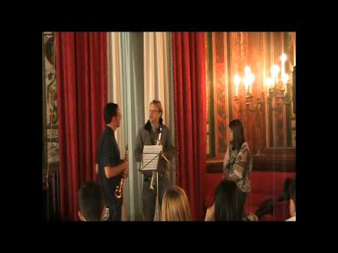 Arno Bornkamp masterclass at Casino Sociale June 26 2010 part 1