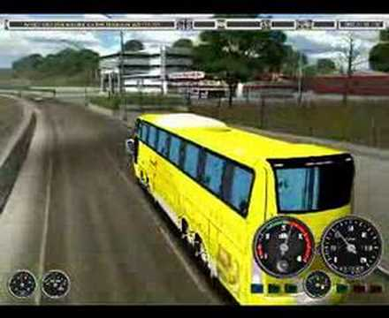 18 Wheels of Steel Haulin MOD BUS V2