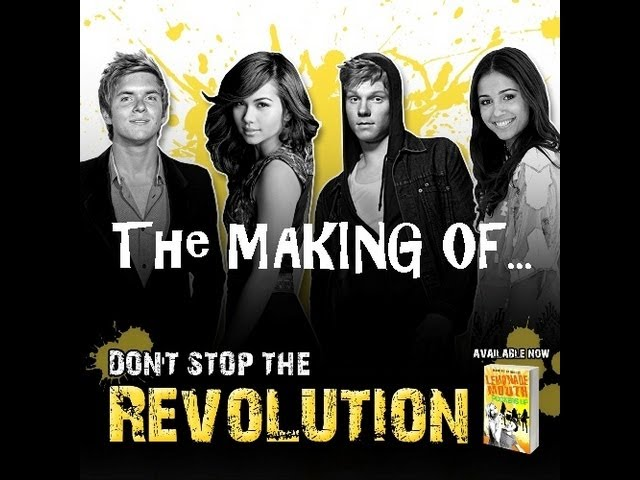 Don't Stop The Revolution TEASER (The Making Of...)