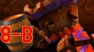 Donkey Kong Country Returns 3D: World 8-B Tiki Tong Terror Final Boss