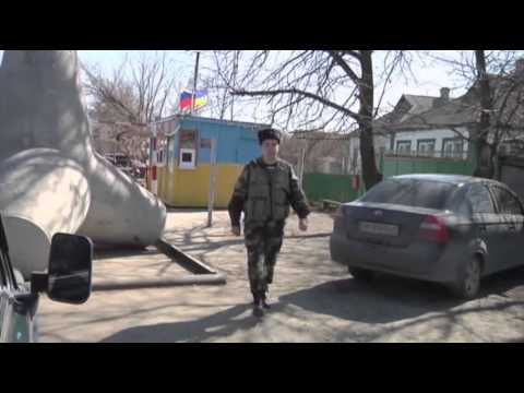 Ukraine-Russia Border Village Residents Divided