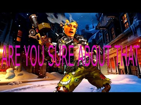 ARE YOU SURE ABOUT THAT | Overwatch Gameplay